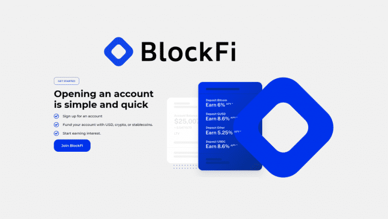 How to sign up with BlockFi and start earning Bitcoin interest