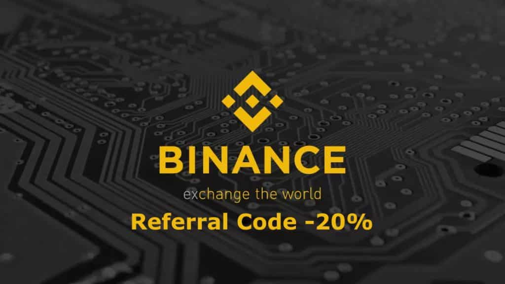 Binance review with referral code feature image