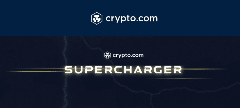 Crypto.com Supercharger feature image