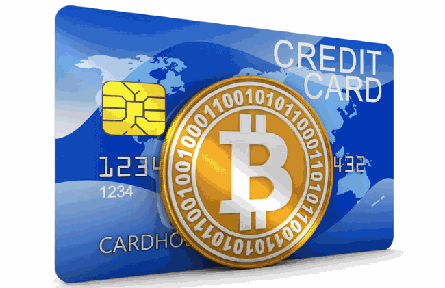Buy Cryptocurrencies with credit card
