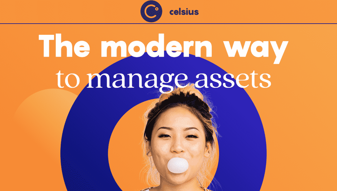Sign up with Celsius Network and earn 10% on Ethereum feature image