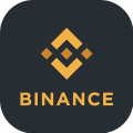 Binance review logo