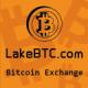 LakeBTC Review logo