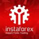 instaforex review bitcoin trading logo